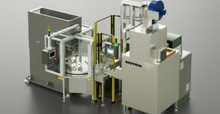 Połącz kilka stanowisk w jedną zautomatyzowaną linię produkcyjną