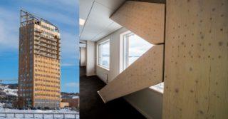 Drewniane drapacze chmur, czyli TOP5 budynków z drewna na świecie
