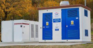 PGE uruchomiła pierwszy w Polsce magazyn energii elektrycznej z wykorzystaniem modułów Powerpack Tesla