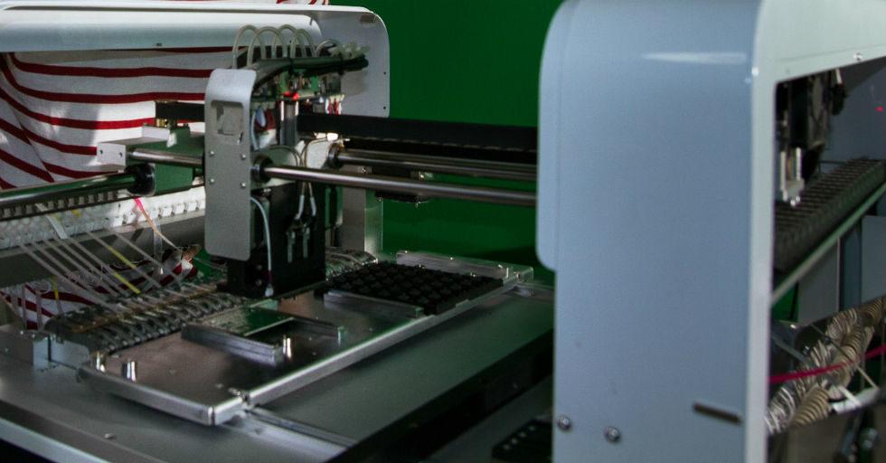 Białostocki GoApps zakupił linię produkcyjną do montażu elektroniki