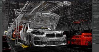 BMW Group i NVIDIA podjęły współpracę w zakresie planowania zakładu produkcyjnego