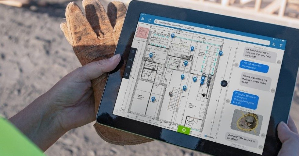 PlanRadar, aplikacja wspierająca zarządzanie budową