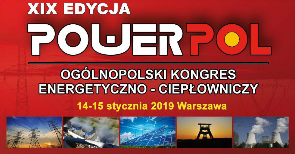 XIX Ogólnopolski Kongres Energetyczno-Ciepłowniczy POWERPOL 2019