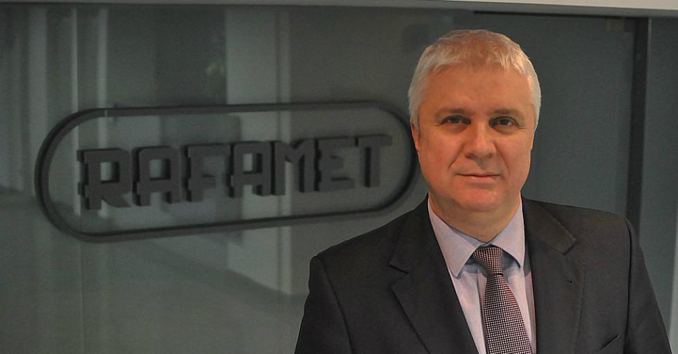 Czy RAFAMET zmieni nazwę? – rozmowa z prezesem kuźniańskiej spółki
