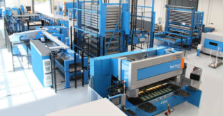 Rozwiązania Prima Power w zakresie Przemysłu 4.0