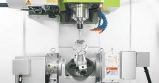 Pionowe centra obróbcze PRIMINER do wydajnej obróbki metali