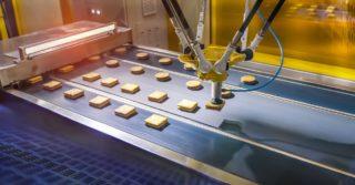 Ponad jedna czwarta firm z branży spożywczej zwiększyła nakłady naodnowienia parków maszyn