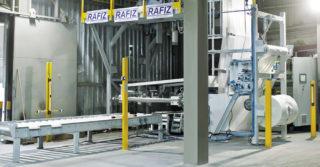 Urządzenia i linie technologiczne do produkcji materiałów budowlanych