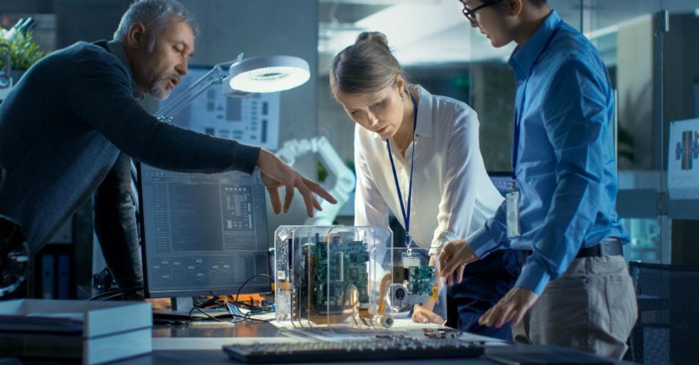 Biznes oparty o innowacje: polskie firmy zwiększają inwestycje w badania i rozwój
