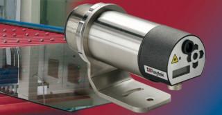 Monitorowanie temperatury w procesach produkcji szkła
