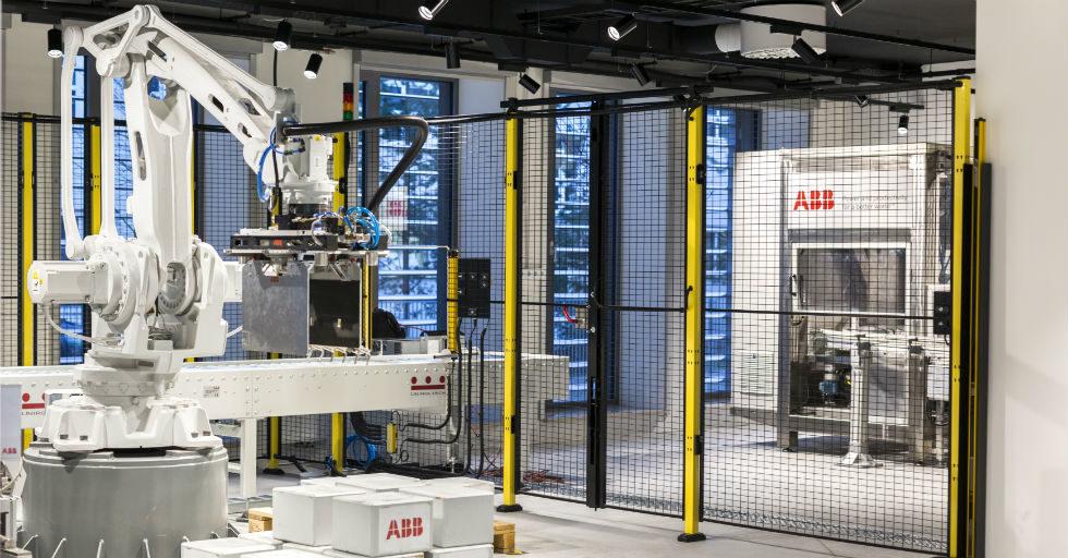 ABB otworzyło nowe centrum demonstracyjne dla aplikacji zrobotyzowanych