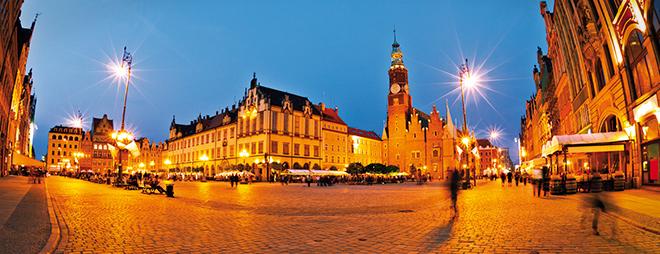 Wrocław – perła promocji