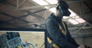 Riwal szkoli operatorów podnośników na symulatorach VR