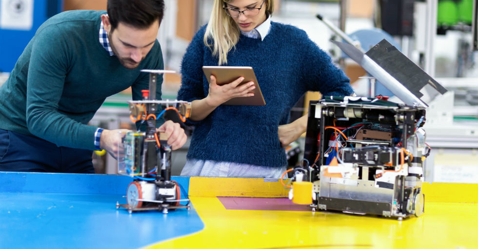 Uzyskaj bezpłatny dostęp do najlepszych ośrodków badawczych w robotyce w Europie