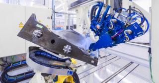 Rolls Royce opracowuje nowy kompozytowy silnik odrzutowy Ultrafan w Bristolu