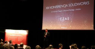 XIV Konferencja SOLIDWORKS w Polsce / relacja wideo