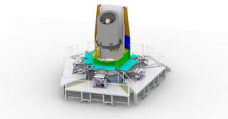 SENER Polska pomaga w montażu satelity Euclid