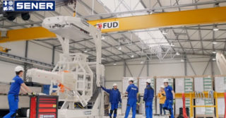 Sener Polska: mechanizm do montażu satelity Euclid