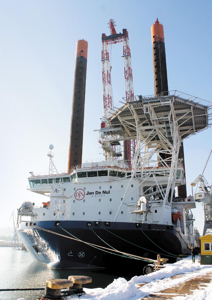 Mars Shipyards & Offshore - statki, remonty i konstrukcje stalowe