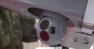 DracoX dron do patrolowania obszaru i śledzenia obiektów