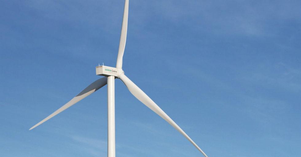 Siemens Gamesa dostarczy 14 turbin o łącznej mocy 42 MW dla farmy wiatrowej w Barwicach
