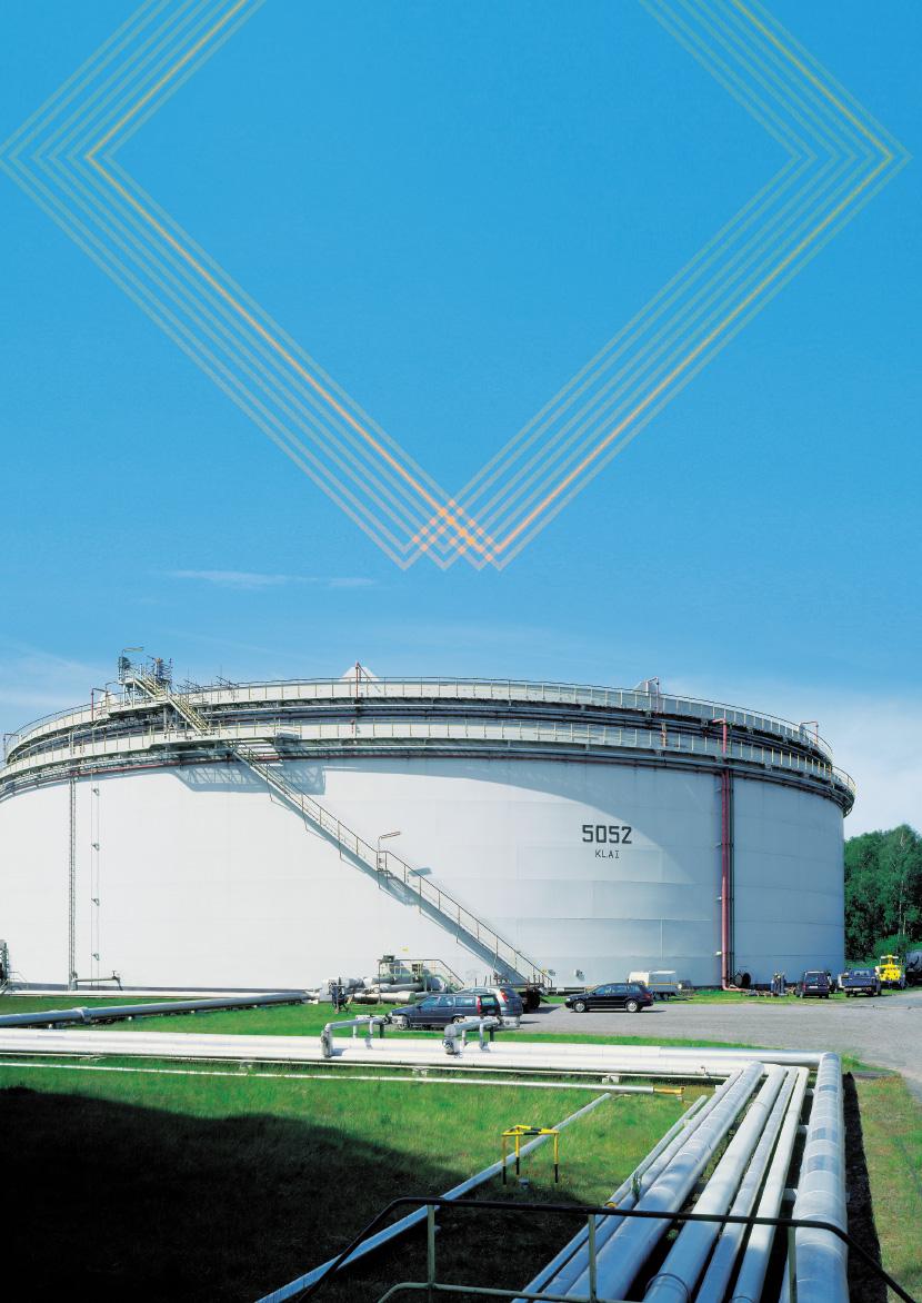 Trwałe zabezpieczenie zbiorników na paliwa płynne