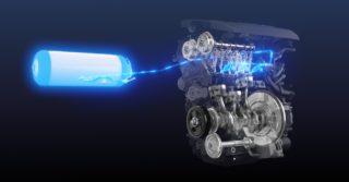Toyota opracowuje wodorowy silnik spalinowy dla sportów motorowych