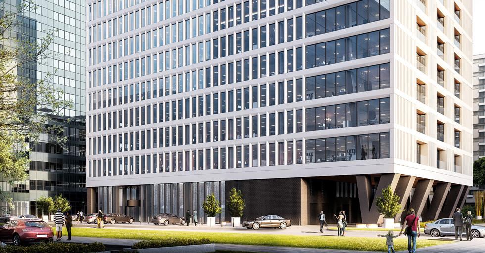 SKANSKA: zielone budynki na najwyższym poziomie