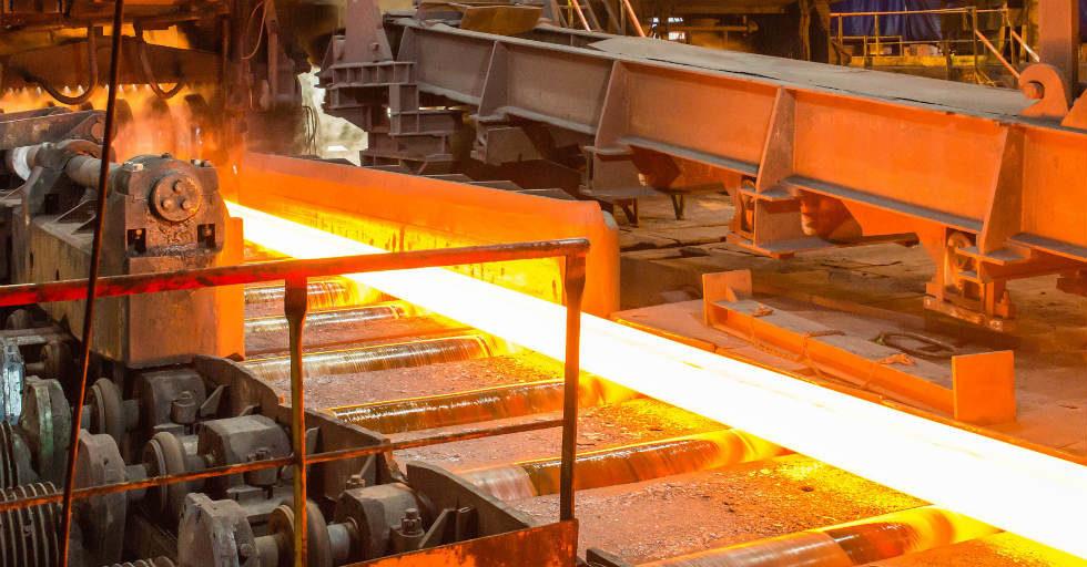 Rośnie światowa produkcja stali, w Europie nadal spadki