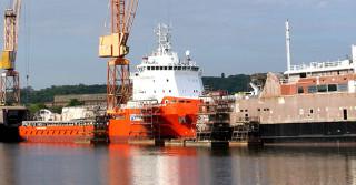 Stocznia Remontowa Shipbuilding – trzeba znaleźć swoją niszę na rynku