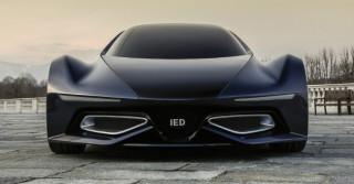 SYRMA – supersamochód przyszłości zaprojektowany przez Polaka
