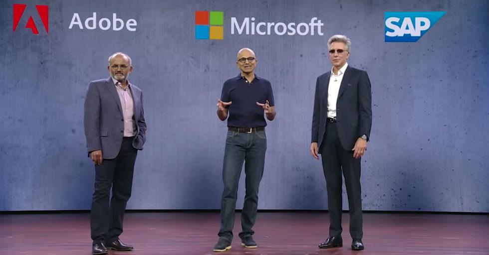 Wspólny projekt SAP, Adobe i Microsoft. Open Data Initiative zmienia podejście liderów do zarządzania danymi