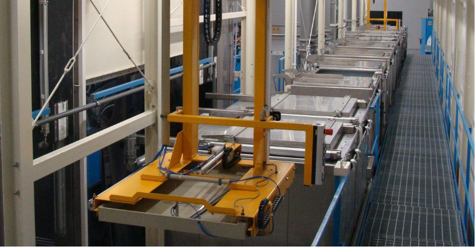 Tepron-Wieluń: malarnie, galwanizerie i linie technologiczne dla przemysłu