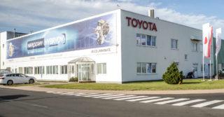 Polak na czele dwóch polskich fabryk Toyoty