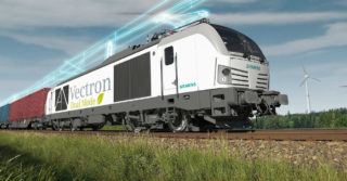 Nowy Vectron we flocie CARGOUNIT