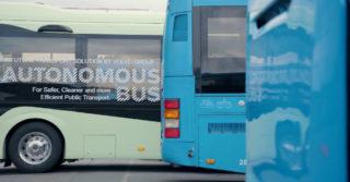 Volvo Buses zaprezentowało elektryczny 12-metrowy autobus autonomiczny