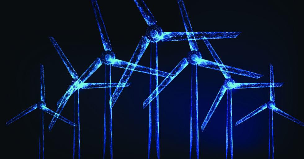 Jak cyfrowy bliźniak zmienia energetykę wiatrową