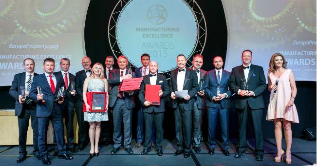 Wręczenie nagród Manufacturing Excellence za nami