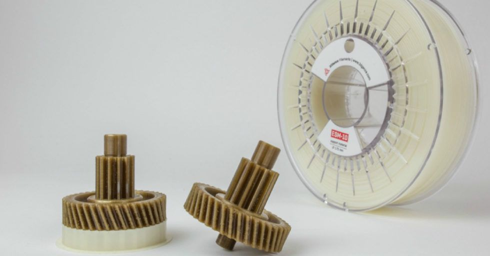 Rozpuszczalny filament podporowy dla wydruków 3D od 3DGence