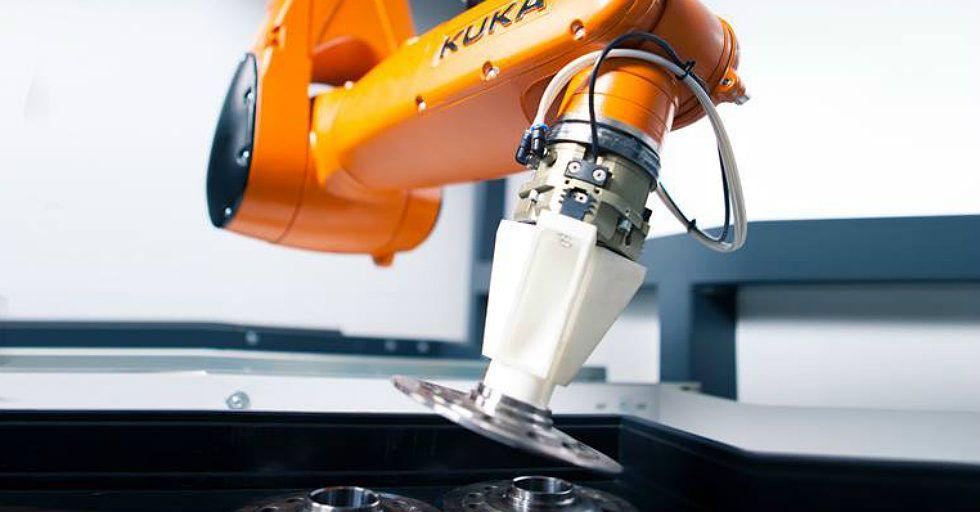 Roboty przemysłowe KUKA: przykłady wdrożeń