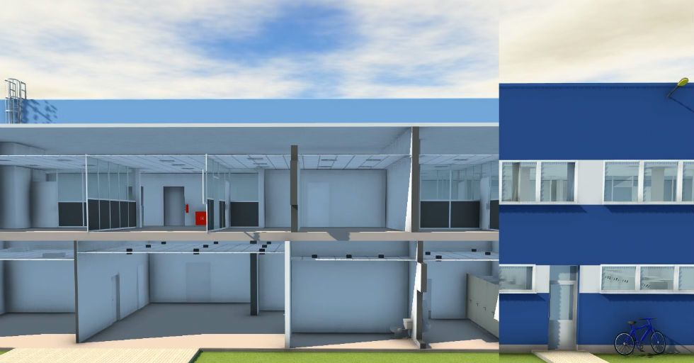 Projektowanie i modyfikowanie hal magazynowo przemysłowych i nieruchomości komercyjnych