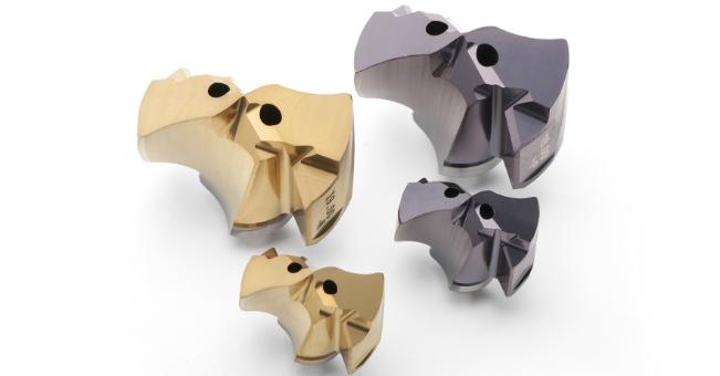 Wiertła Crownloc® Plus – Seco dodaje dwie nowe geometrie M i L