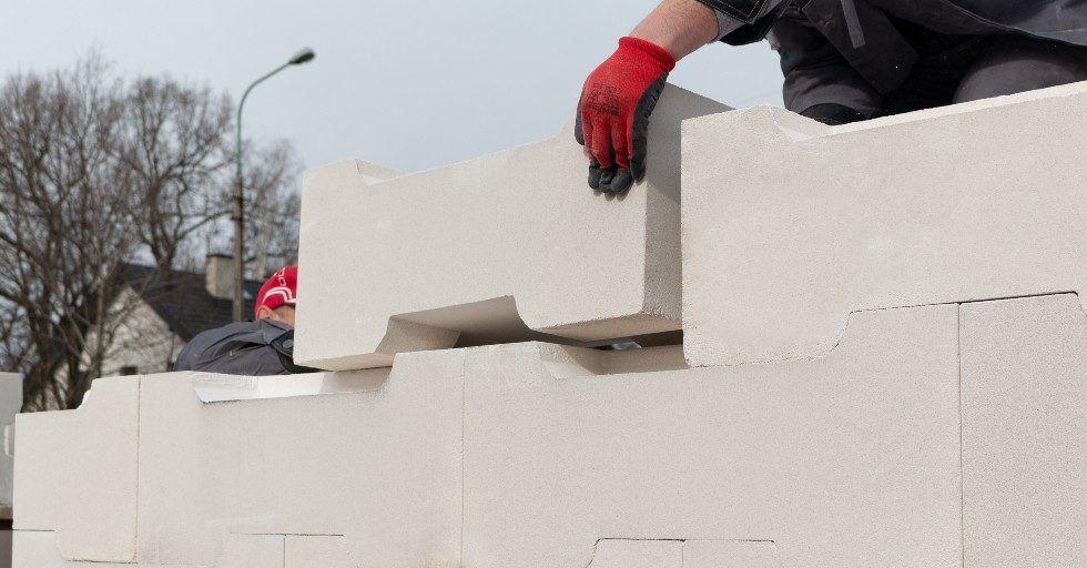 Jak zbudować dom w stanie surowym otwartym o powierzchni 177 m kw. w 6 tygodni?