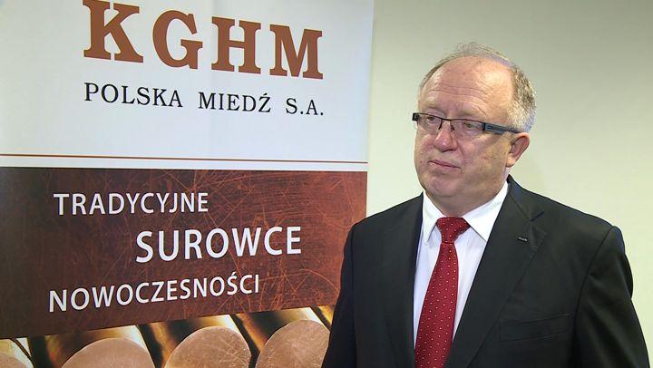 KGHM uruchamia produkcję w Chile