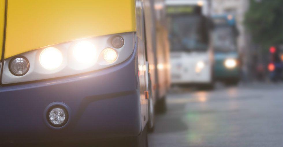 Testy autonomicznych pojazdów transportu publicznego w Jaworznie
