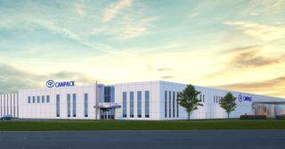 Grupa CANPACK wybuduje drugą fabrykę w Stanach Zjednoczonych
