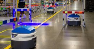 Roboty autonomiczne Fetch Robotics wchodzą na polski rynek