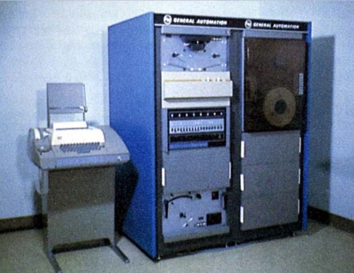 General Automation SPC-16 (~1973-76)