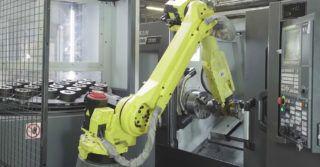 HARRY H-1200: system automatycznego załadunku przeznaczony do współpracy z obrabiarkami CNC