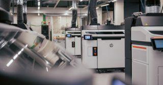 Przemysłowa produkcja przyrostowa w technologii HP Multi Jet Fusion 3D